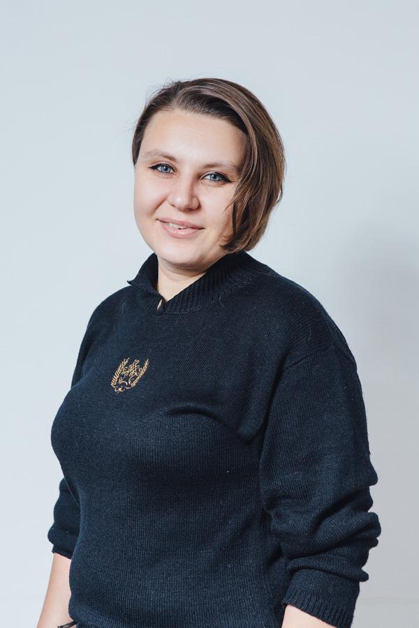 Москалюк Ірина Іванівна